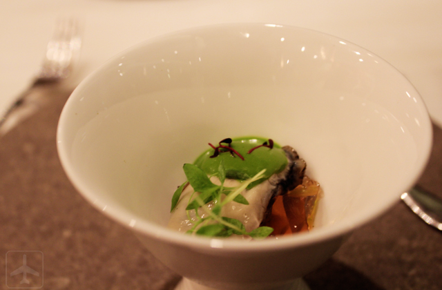 Amuse bouche: Tea
