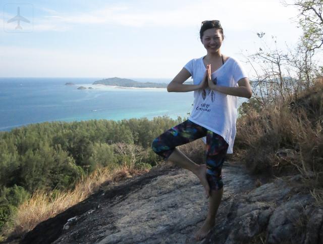 Namaste from Ko Lipe
