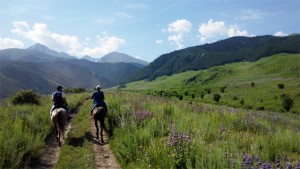 Destination Guide #3: Kyrgyzstan and its beautiful sights