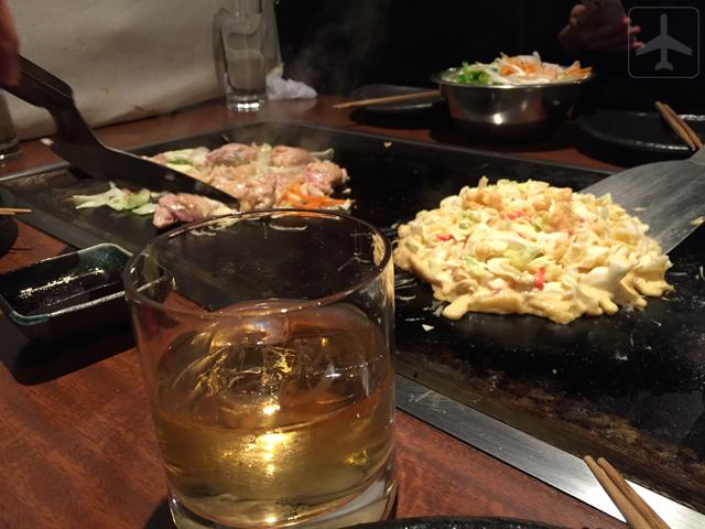 DIY Okonomiyaki at Kabuki