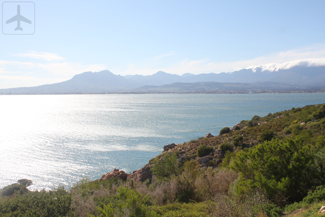 Scenic point towards Hermanus