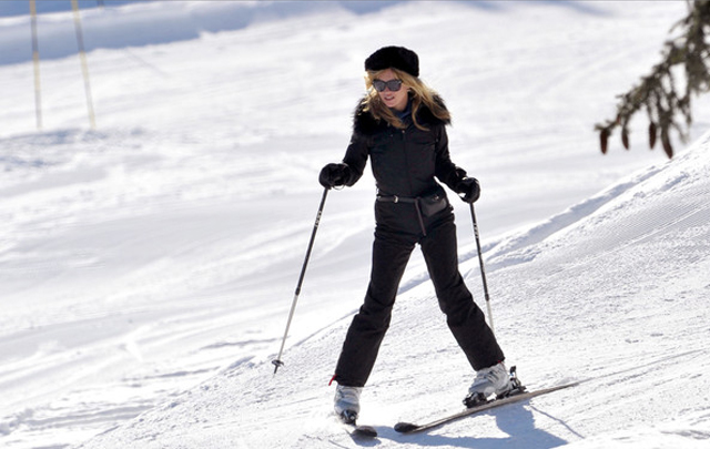 How to be Fashionable on a Ski Trip