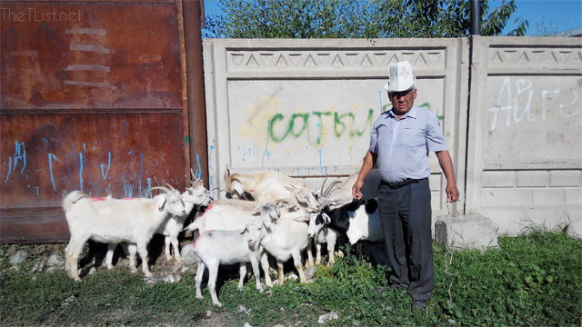 Kyrgyzstan – The People