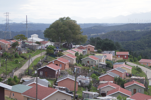 Township tour in Knysna