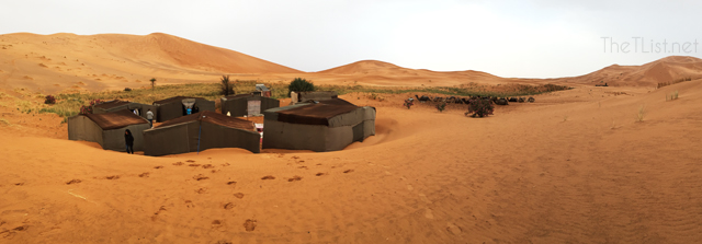 It Rained in the Sahara!