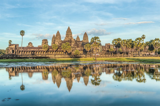 Six Best Instagram Worthy Places of Indochina