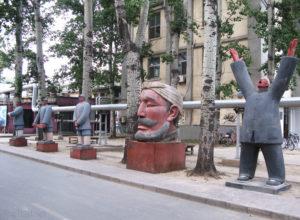 798 Art Zone in Beijing