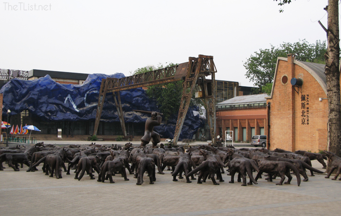 798 Art Zone, Beijing