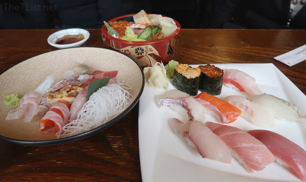 The Hakuba Food List