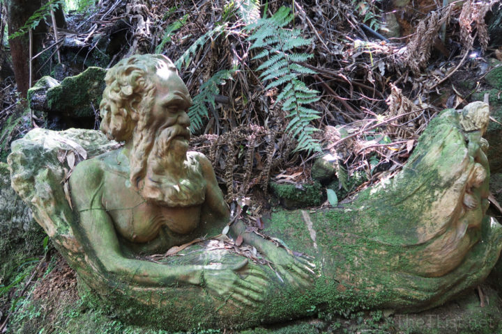 The William Rickett's Sanctuary at Mount Dandenong